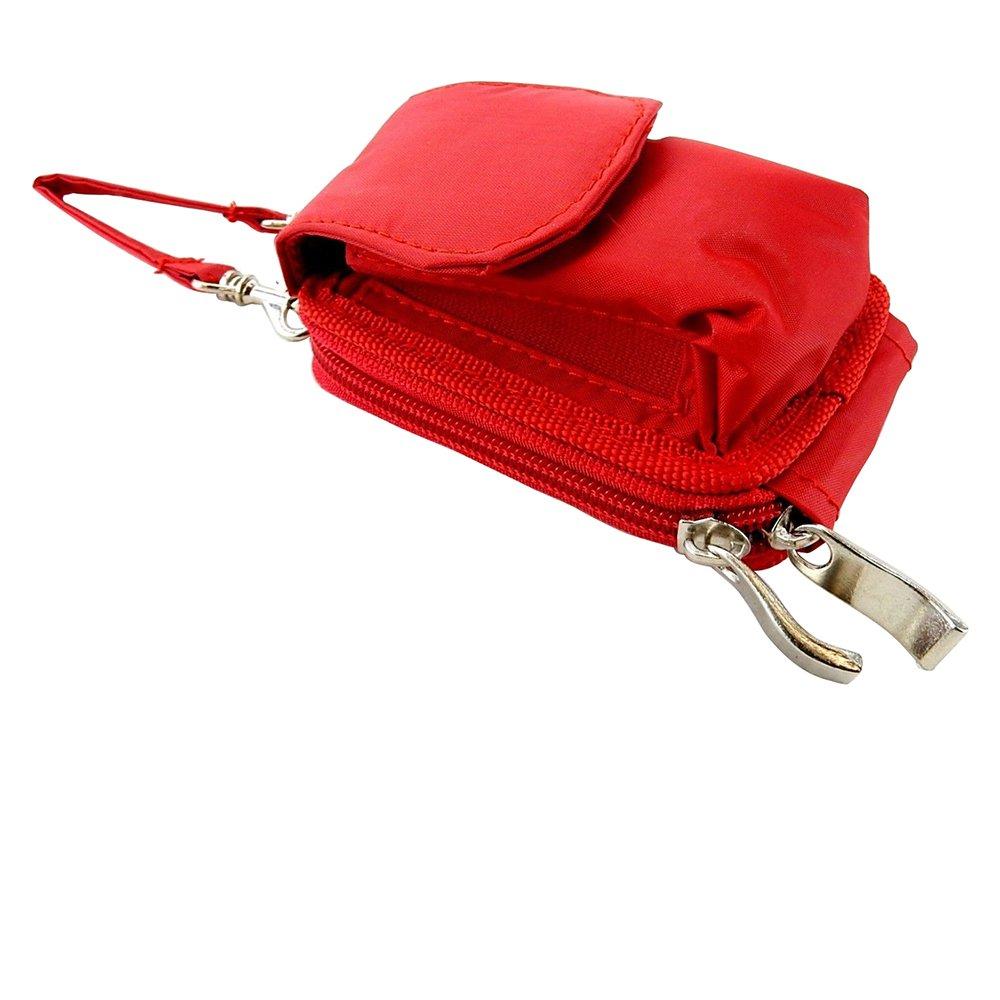Shoulder Crossbody Zipper Wallet K9570