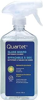 Quartet Glass Whiteboard/Dry Erase Board Cleaner, 17 oz, Orange Scented (562)