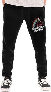 huatongxin King Gizzard and Lizard Wizard Men's Breathable Casual Cozy Long Pantalón de chándals Workout Pants