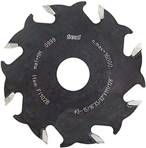high quality Freud new arrival FI102 Replacement 4-Inch new arrival 8 Tooth Blade For Freud And Other Biscuit Joiners online sale