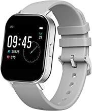 Hogoton Smart Watch, Fitness Watch with Body Temperature, Heart Rate and Sleep Monitor, IP68 Waterproof 1.4-inch Full Touch Color Screen Activity Tracking Pedometer, Suitable for Android and iOS