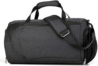 Zehaer Climb Backpack Backpack Retro Mens 20-35L Canvas Multi Pocket Outdoor Sports Travel Backpack