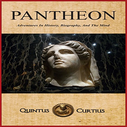 Pantheon audiobook cover art