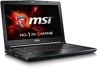 MSI Gaming GS40 6QE(Phantom)-027UK 2.6GHz i7-6700HQ 14