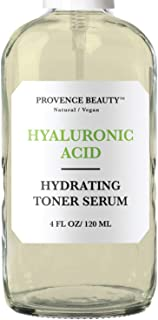 Hydrating Hyaluronic Acid Toner for Face - Facial Setting Spray - Enhanced with Green Tea and Aloe Vera for All Skin Types...