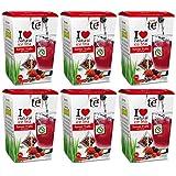 CUIDA TÉ - Ice Tea, Té Frío sabor Frutas del Bosque, 72 bolsitas de Infusión Forest Fruit