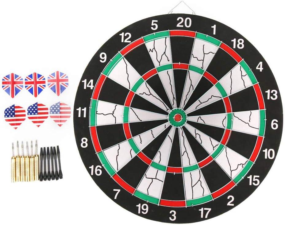 WNSC Dartboard Game, Board Target Game Safe Game for Kids Indoor