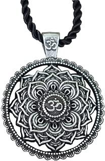 Brand Indian Mandala Flower Necklace
