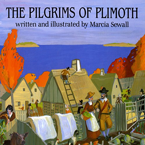 Pilgrims of Plimoth  By  cover art