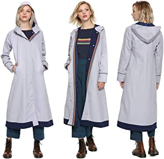 Officially Licensed Doctor WHO Thirteenth Doctor Trench Coat