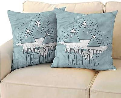 Amazon.com: BoldLoft - Fundas de almohada para parejas ...