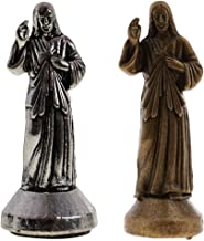 Ornaments Statues Sculptures Mini Jesus Sacred Religious Statue Decoration Statue Home Decoration Statue Sacred Sect Statue