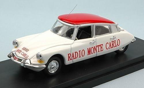 gran selección y entrega rápida Rio RI4498 Citroen Citroen Citroen DS 19 Radio Montecarlo Tour DE France 1962 1 43 Die Cast Compatible con  descuento online