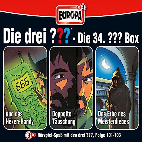 34/3er Box - Folgen 101 - 103