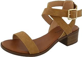Best brown lace up flat sandals Reviews