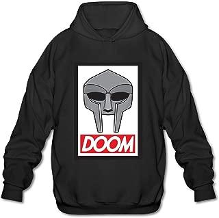 Men's Mf Doom Logo Hoodies
