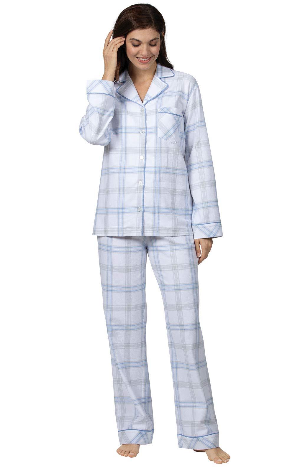 Addison Meadow Flannel Pajamas Women