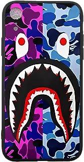 JNKPOAI Bape Shark iPhone XR Case TPU Case iPhone XR Back Cover