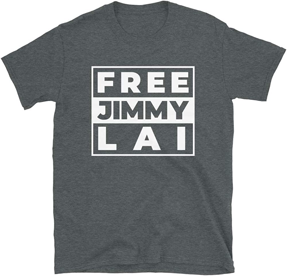 Free Jimmy Lai Unisex T-shirt