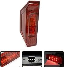 Ranger Rear Tail Light fits Polaris Ranger 570 Full Size 900 XP 1000 KEMIMOTO Brake Light Stop Lamp for RGR Taillight Red