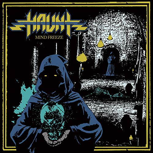 Mind Freeze (Black & Yellow Quad) [Vinyl LP]