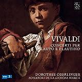 Vivaldi: Concerti per flauto e flautino...