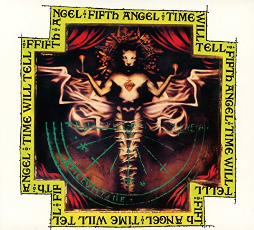 Fifth Angel: Time Will Tell (Audio CD (Standard Version))