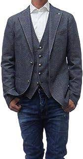 [TAGLIATORE(タリアトーレ)] シングル2Bジャケット MONTECARLO / 1SMJ22K 57UEJ141 メンズ [並行輸入品]
