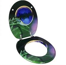LED Solarleuchte Vogel Stableuchte Solarlampe Glaskugel Gartenleuchte 78 cm