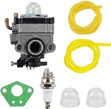 Mannial 753-06442 Carburetor Carb fit Troy Bilt Back Pack Blower 753-08045 Craftsman TB2BP TB2BVEC TB2BV EC