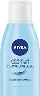 NIVEA Daily Essentials Extra Gentle Eye Make-Up Remover with Provitamin B5 for Sensitive Eyes, 125ml