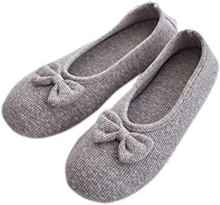 Calzado Premamá De Algodón Zapatillas Premamá Calzado De Algodón Suave Pantuflas