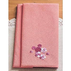 [ベルメゾン] ディズニー ふくさ リバーシブル 袱紗 慶弔事用ふくさ ピンク