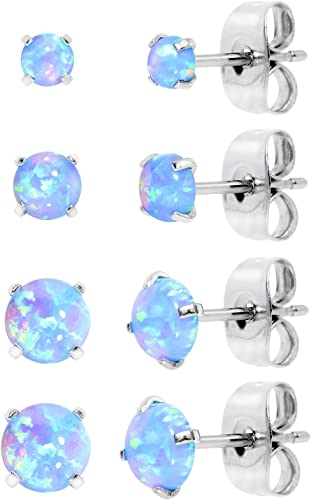 Ohrlöcher 3 ohrringe für Ohrringe für