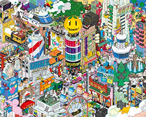 【Amazon.co.jp限定】YUZUTOWN【初回限定盤】(A4クリアファイル付)