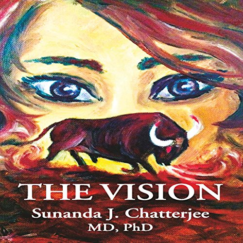 The Vision audiobook cover art