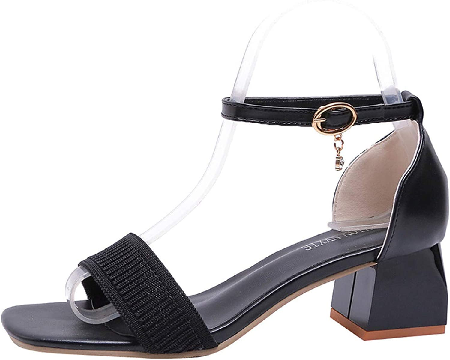 Womens Platform Wedges Sandal Adjustable Op Washington Mall Buckle Ankle Strappy Limited price sale
