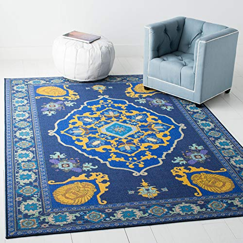 Rug inspired by Disney's Aladdin