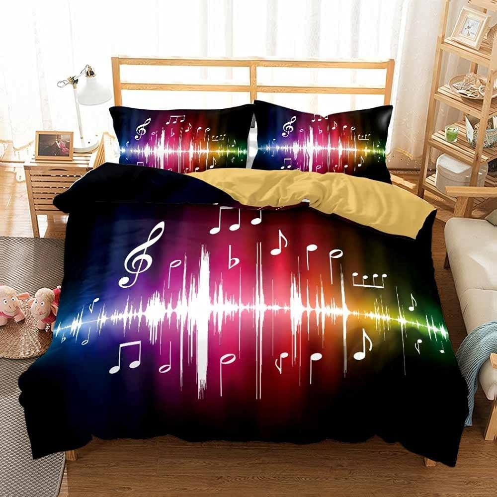 Boston Mall Girls Duvet Covers Super King Cartoon Beds - Music Character Ranking TOP4 Sup