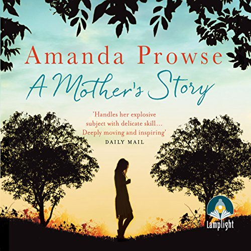 A Mother's Story audiobook cover art