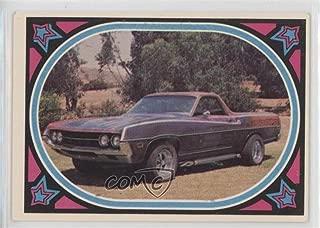 71 Ranchero COMC REVIEWED Good to VG-EX (Trading Card) 1975 Donruss Truckin' - [Base] #14