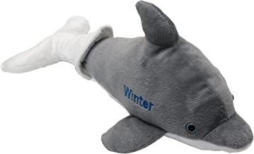 winter the dolphin plush toy