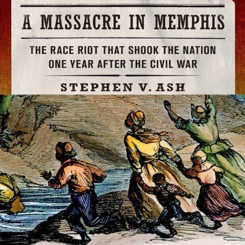 A Massacre in Memphis cover art