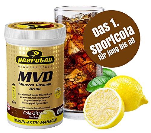 Peeroton Mineral Vitamin Drink Cola-Zitrone, 300 g