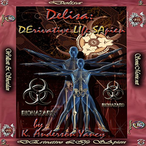 DELISA audiobook cover art