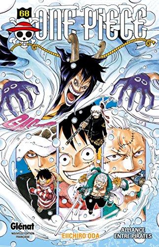 One Piece - Édition originale - Tome 68: Alliance entre pirates (Shônen)