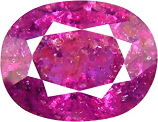 Deluxe Gems women men Unisex Adult Unisex Children teens Not stamped no-metal-type Oval Pink pink-sapphire