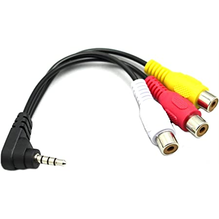 Original LG EAD61273134 Audio Video Cable A//V Cord