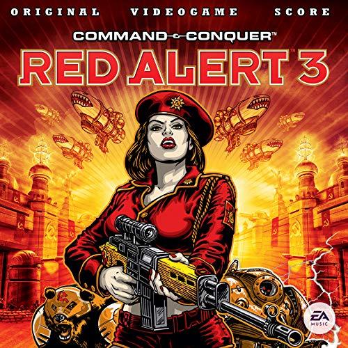 Command & Conquer: Red Alert 3 (Original Soundtrack)