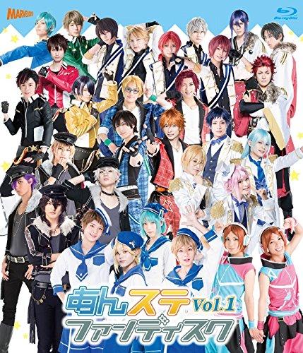 舞台 あんさんぶるスターズ! オン・ステージ あんステ ファンディスク Vol.1(Blu?ray Disc)